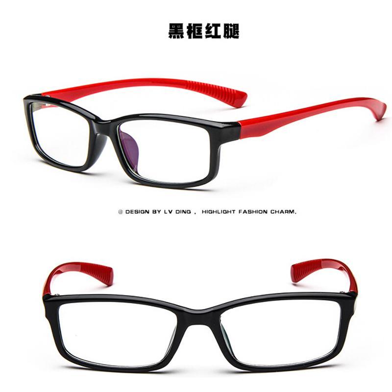 Eyeglass Frames Unisex : Unisex Sports Eyeglass Frames Optical Eyewear Clear Lens ...