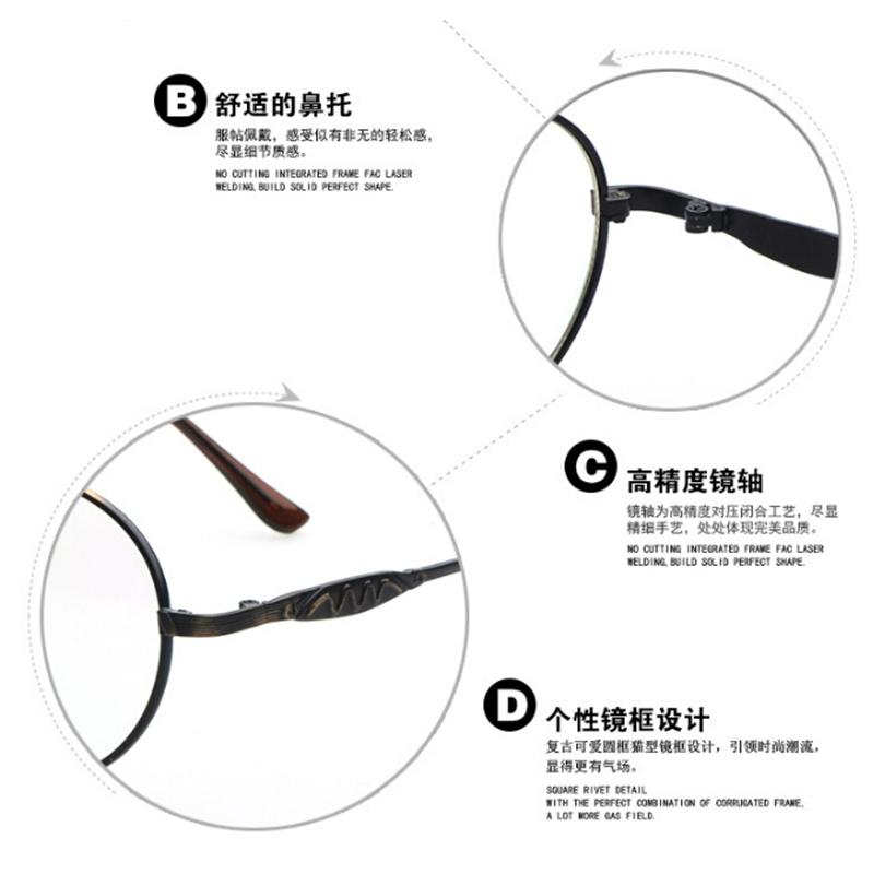 fashion eyeglasses 2015  round eyeglasses