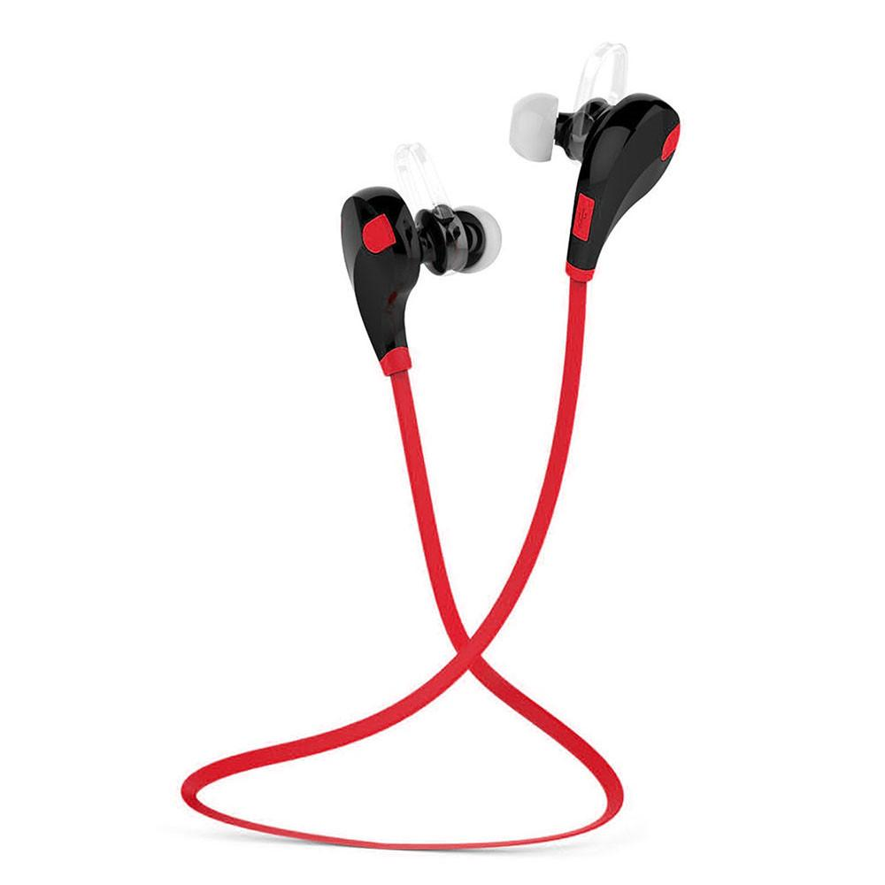 QY7 Bluetooth Wireless Stereo Earphone Earbuds Sport Headset Headphone Universal