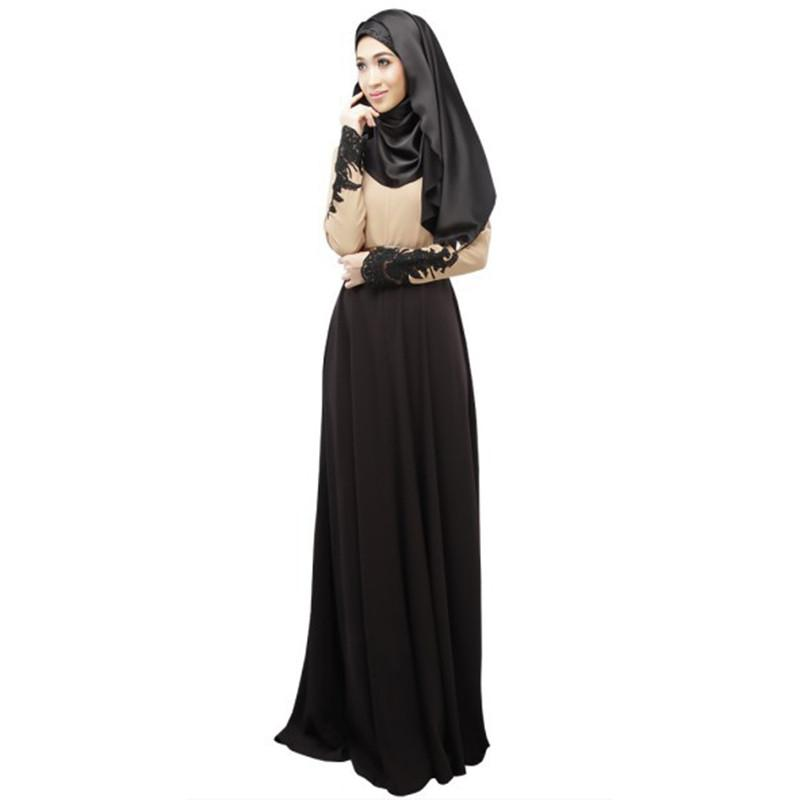 New New Design Muslim Abaya Dubai Dress Islamic Clothing For Women Dubai