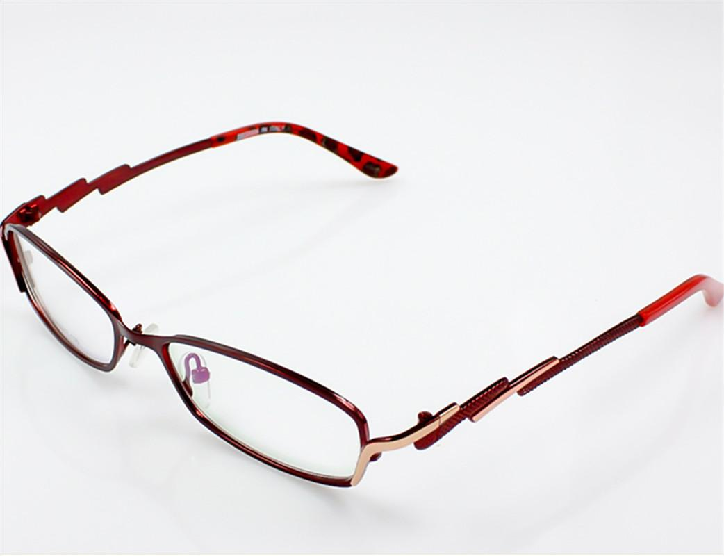 New Womens Full Rim Titanium Flexible Optical Eyeglasses ...