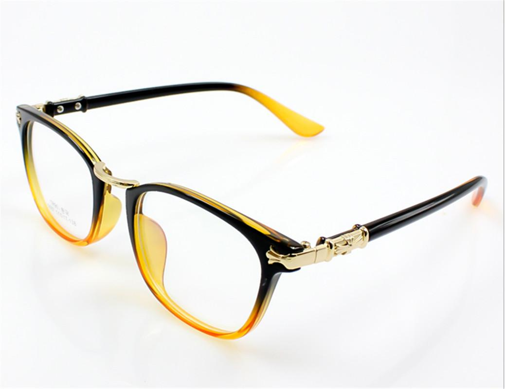 Designer Eyeglass Frames For Ladies : Women-Eyeglass-Frame-Round-Designer-Fashion-Clear-Lens ...