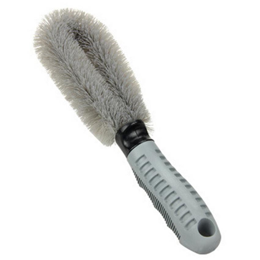car wheel cleaning brush tool tire washing clean tyre. Black Bedroom Furniture Sets. Home Design Ideas