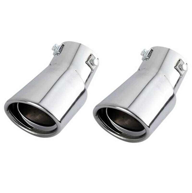 how to clean chrome exhaust pipes