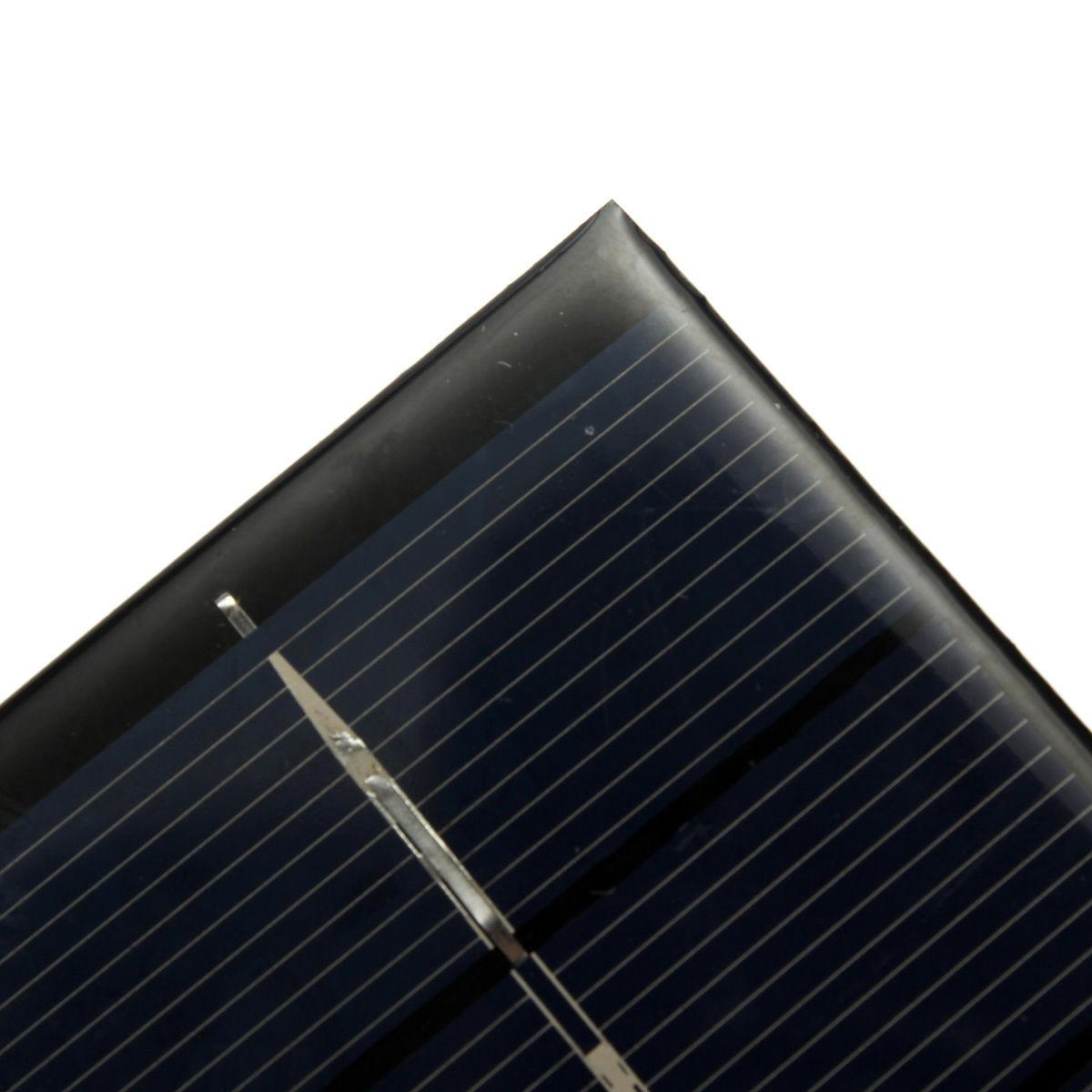 how to make a mini solar panel at home