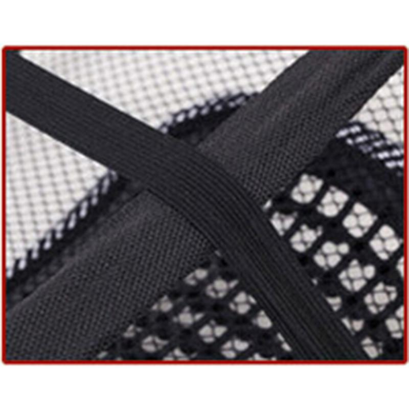 mesh lumbar lower back support cushion pain relief seat chair posture corrector ebay. Black Bedroom Furniture Sets. Home Design Ideas