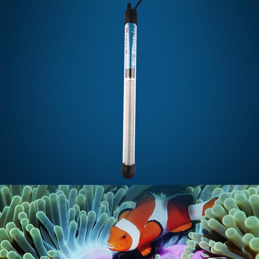 Aquarium Fish Tank Water Submersible Thermostat Heater 25