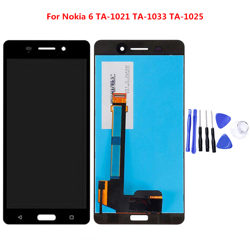 Details about Original For Nokia 6 TA-1021 TA-1033 TA-1025 LCD Display  Touch Screen Digitizer