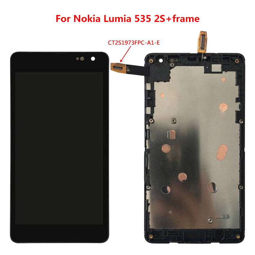 LCD Touch Screen Digitizer Display for Sony Xperia Z5