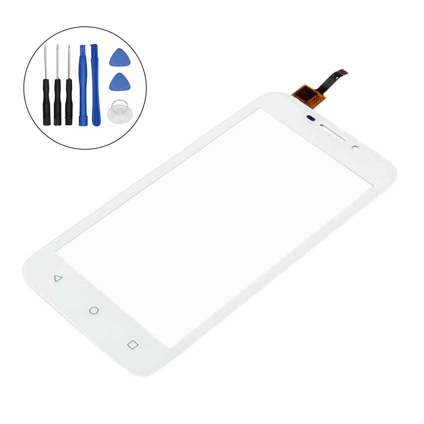 new replace front touch screen digitizer panel tools for huawei y541 y5 y541