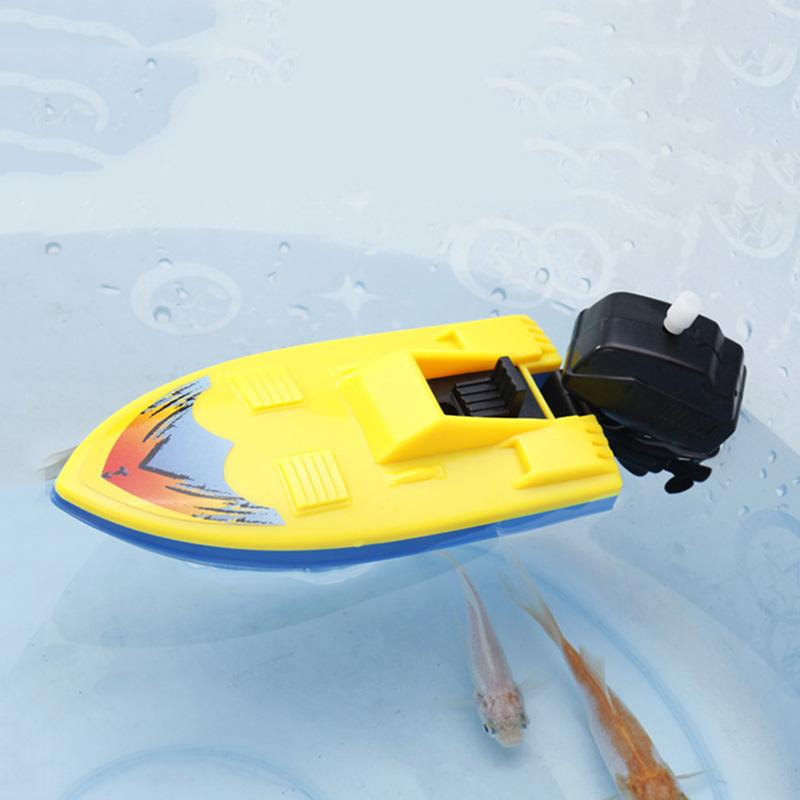 Racing Boat Bathtub Water Toy Kids Children Toddlers Bath Pool ...