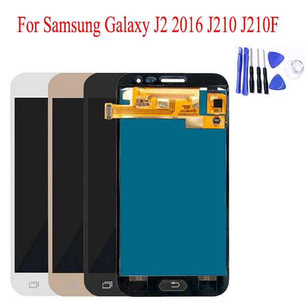 Details about 100% Original For Samsung Galaxy J2 2016 J210 LCD Display  Touch Screen Digitizer